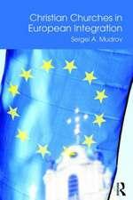 Christian Churches in European Integration