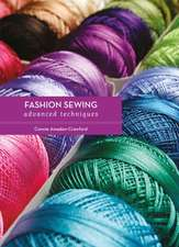 Fashion Sewing: Advanced Techniques