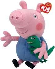 Jucărie de pluș George, Peppa Pig
