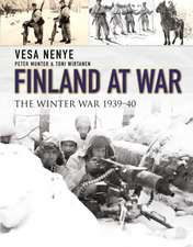 Finland at War:  The Winter War 1939 40