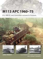 M113 APC 1960–75: US, ARVN, and Australian variants in Vietnam
