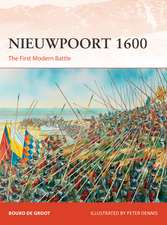 Nieuwpoort 1600: The battle of the Dunes