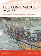 The Long March 1934–35: The rise of Mao and the beginning of modern China