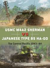 USMC M4A2 Sherman vs Japanese Type 95 Ha-Go: The Central Pacific 1943–44