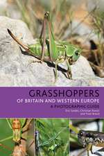 Grasshoppers of Britain and Western Europe: A Photographic Guide