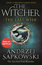 The Last Wish. Netflix Tie-In