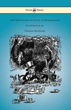 The Adventures of Alice in Wonderland - Illustrated by Thomas Maybank