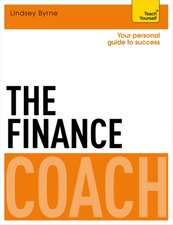 The Finance Coach:  Teach Yourself