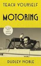 Teach Yourself Motoring