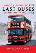 London Transport S Last Buses:  Leyland Olympians L1-263