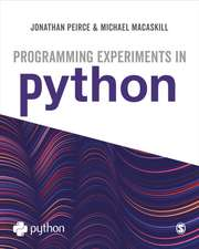 Programming Experiments in Python