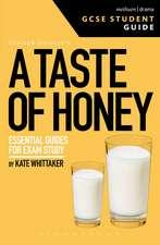 A Taste of Honey GCSE Student Guide