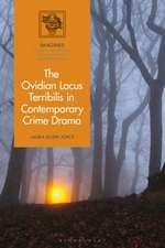 The Ovidian Locus Terribilis in Contemporary Crime and Horror Drama
