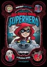 Red Riding Hood, Superhero