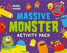 Massive Monster Activity Pack
