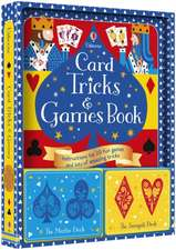 Taplin, S: Card Tricks and Games