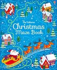 Smith, S: Christmas Maze Book