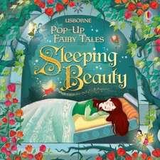 POP UP SLEEPING BEAUTY