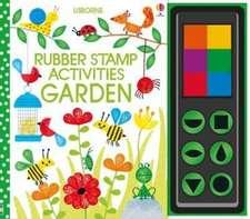 Watt, F: Rubber Stamp Activities Garden