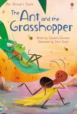 FR THE ANT AND THE GRASSHOPPER