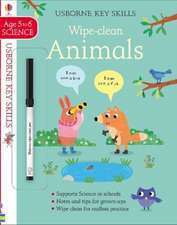 KS WIPE CLEAN ANIMALS 5 6