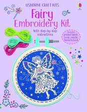 EMBROIDERY KIT FAIRY
