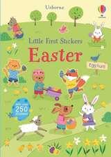 FIRST STICKER BOOK EASTER