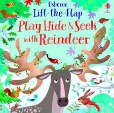 Play Hide and Seek With Reindeer