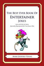The Best Ever Book of Entertainer Jokes