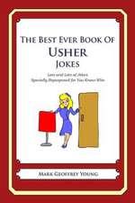 The Best Ever Book of Usher Jokes