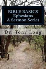 Bible Basics Ephesians