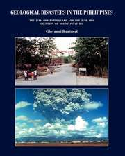 Geological Disasters in the Philippines