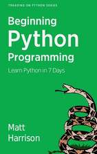 Treading on Python Volume 1