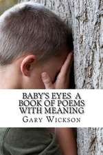 Baby's Eyes a Book of Poems with Meaning