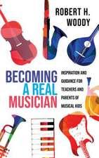 BECOMING A REAL MUSICIANINSPICB