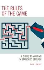 RULES OF THE GAMETEACHING STUCB