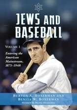 Boxerman, B:  Jews and Baseball
