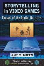 Storytelling in Video Games