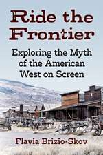 Ride the Frontier