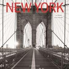 New York 2020 - 16-Monatskalender