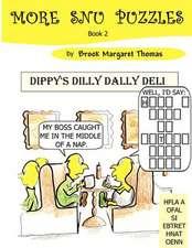 More Snu Puzzles (Book 2)