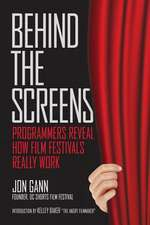 Behind the Screens