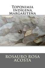Toponimia Indigena Margaritena