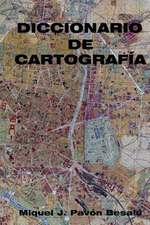 Diccionario de Cartografia