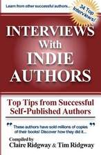 Interviews with Indie Authors