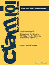 Studyguide for Creative Strategy in Advertising by Drewniany, Bonnie L.