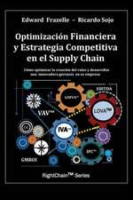 Optimizacion Financiera y Estrategia Competitiva En El Supply Chain