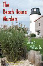 The Beach House Murders:  Victorian Mansion