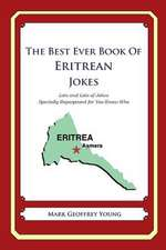 The Best Ever Book of Eritrean Jokes