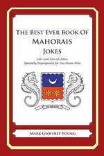 The Best Ever Book of Mahorais Jokes